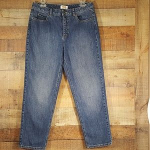 Talbots Petites Stretch Jeans Women's Size 12